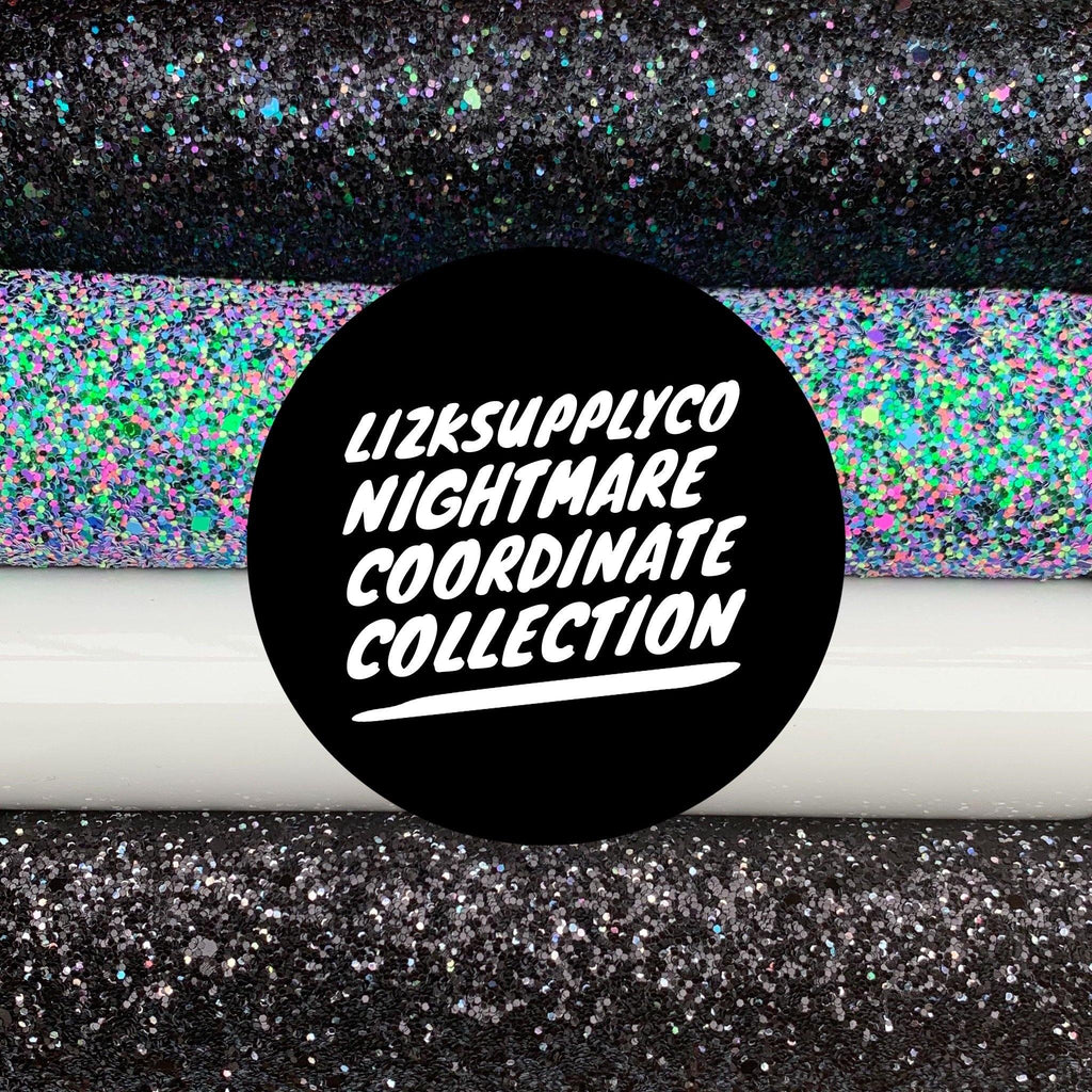 Nightmare Coordinates Glitters Collection