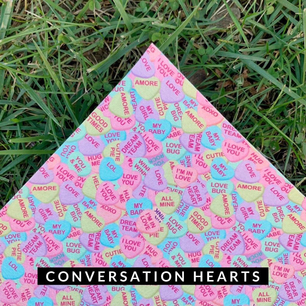 Conversation Heart Collection
