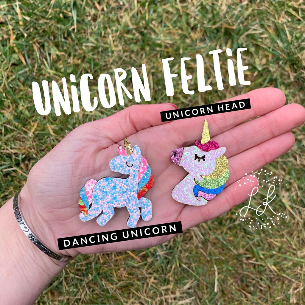 Unicorn Felties