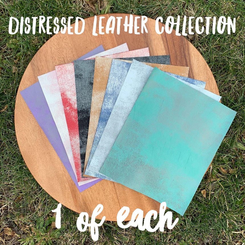 Distressed- 1 of each- 8 total - LizKSupplyCo
