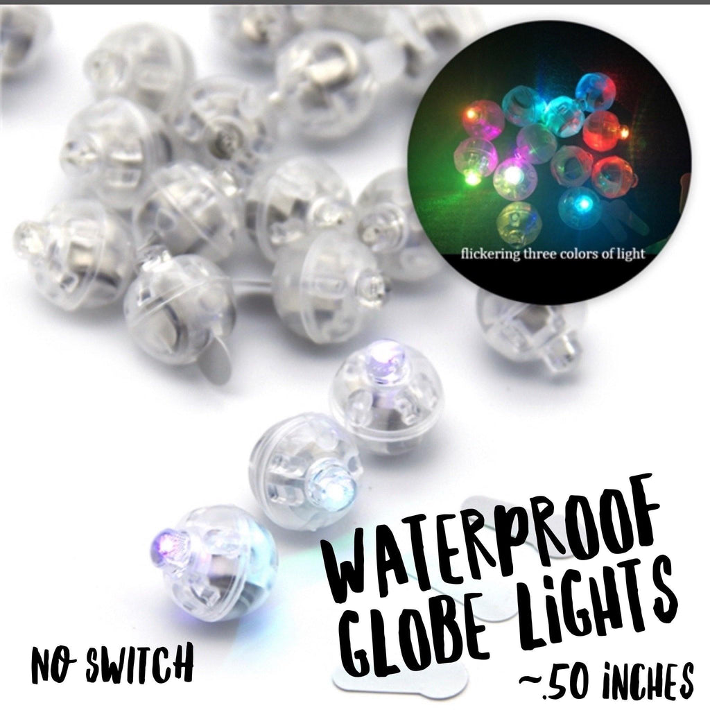 Waterproof Globe Lights