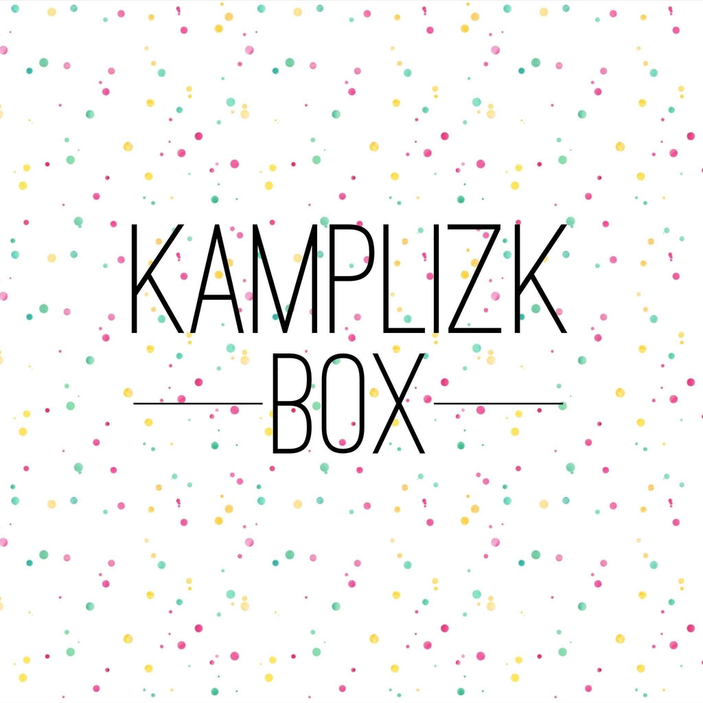 KampLizK Supplies Box