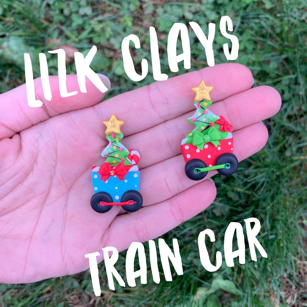 Train Car Clays