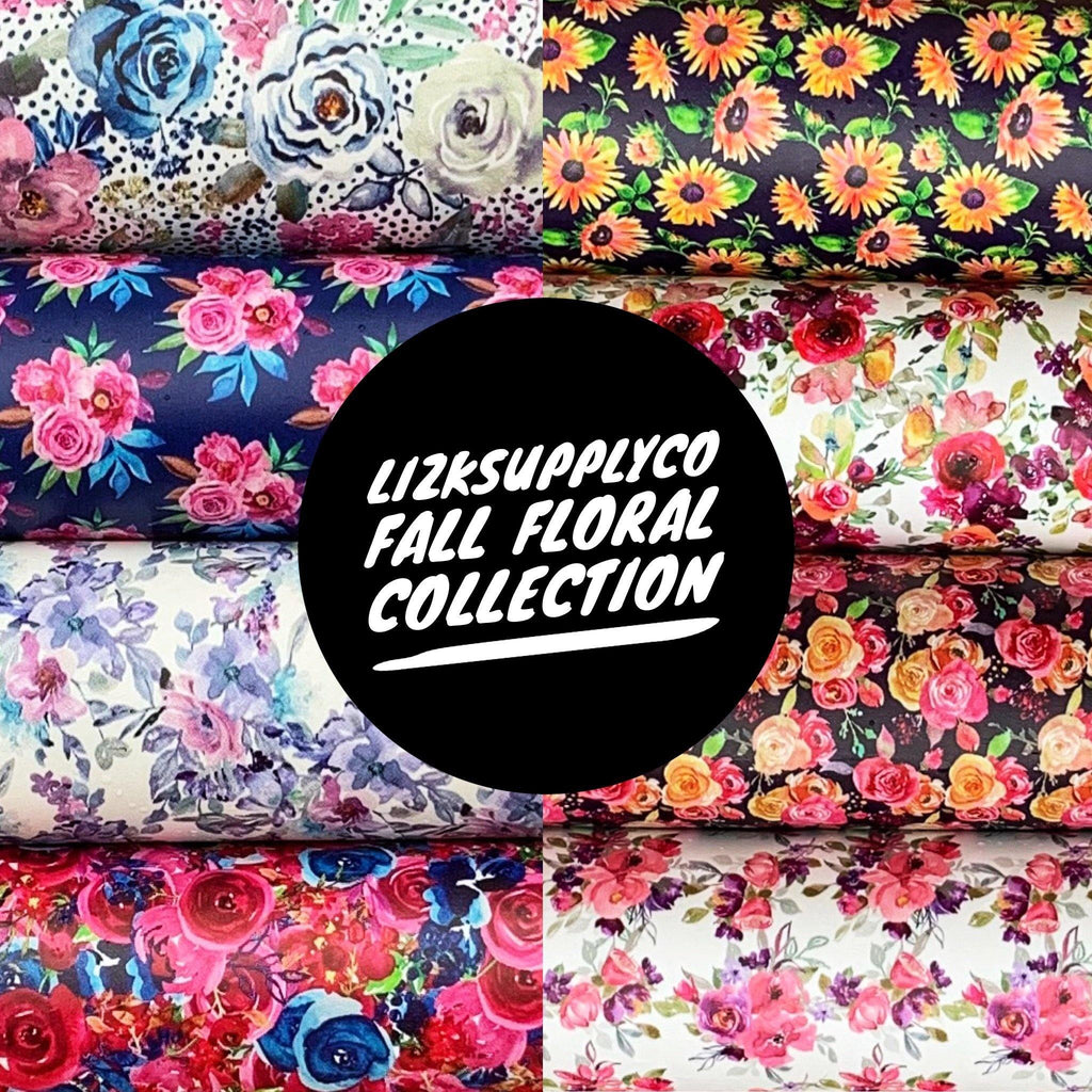 Fall Floral Collection
