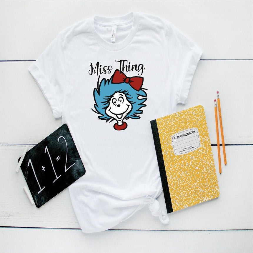 Miss Thing- Sublimation Transfer - LizKSupplyCo