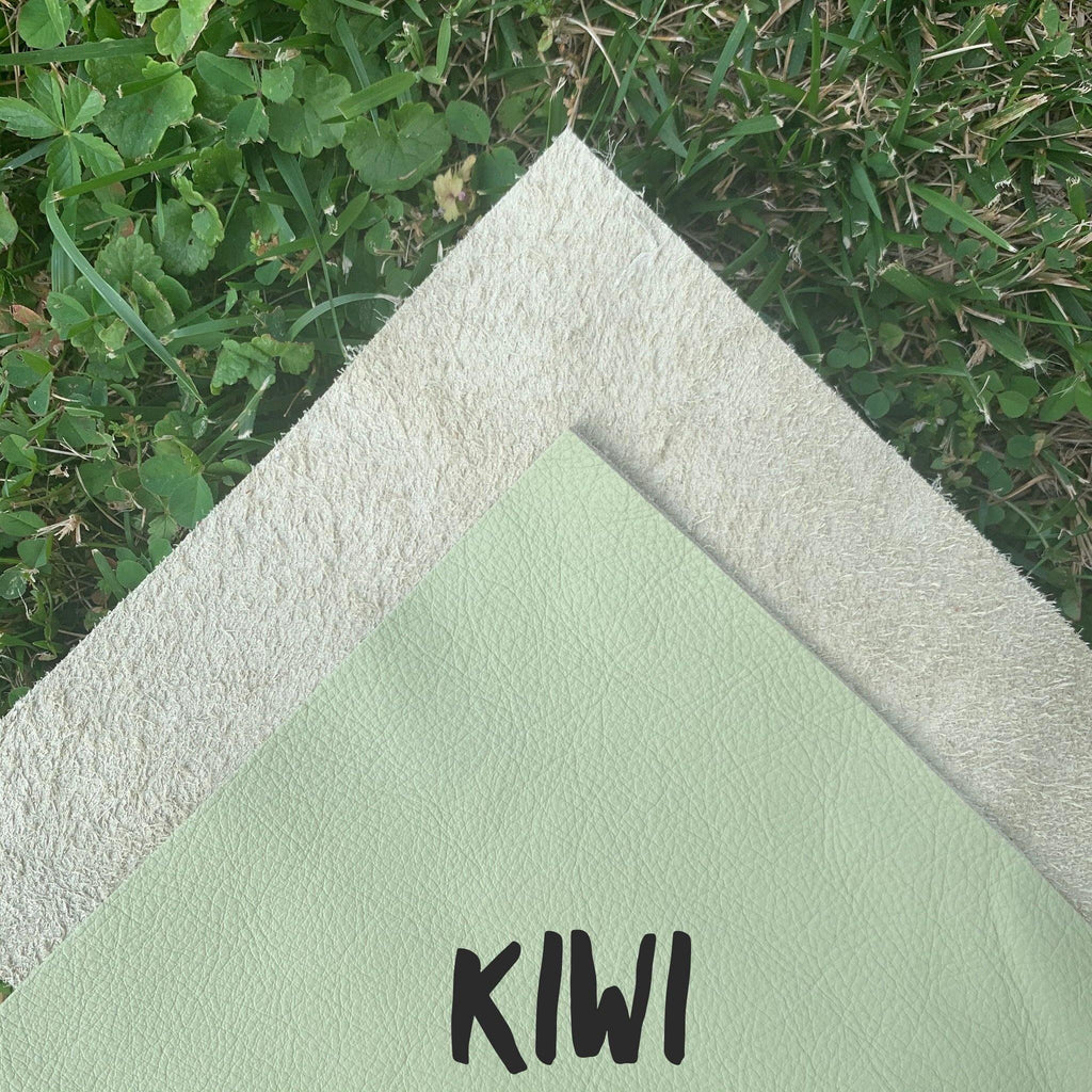 Genuine Leather- Kiwi