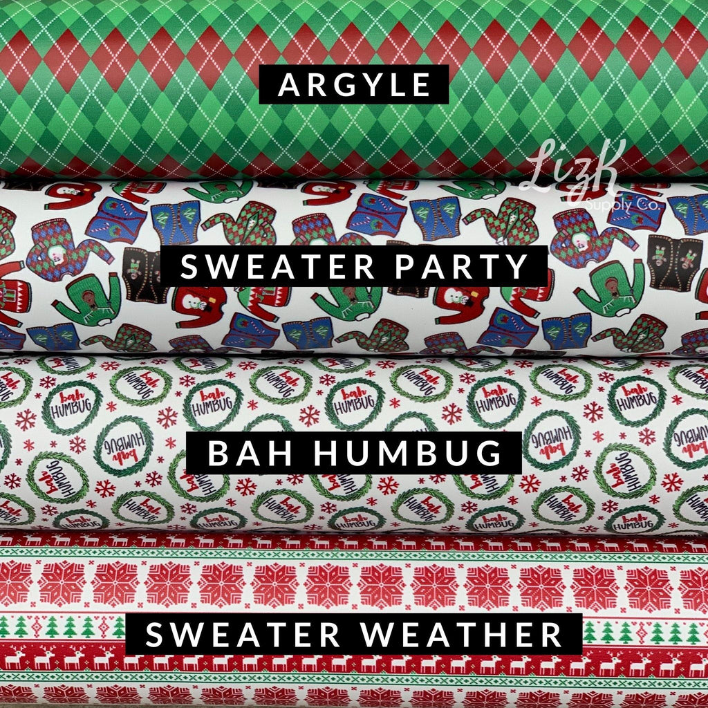Holiday Sweater Collection