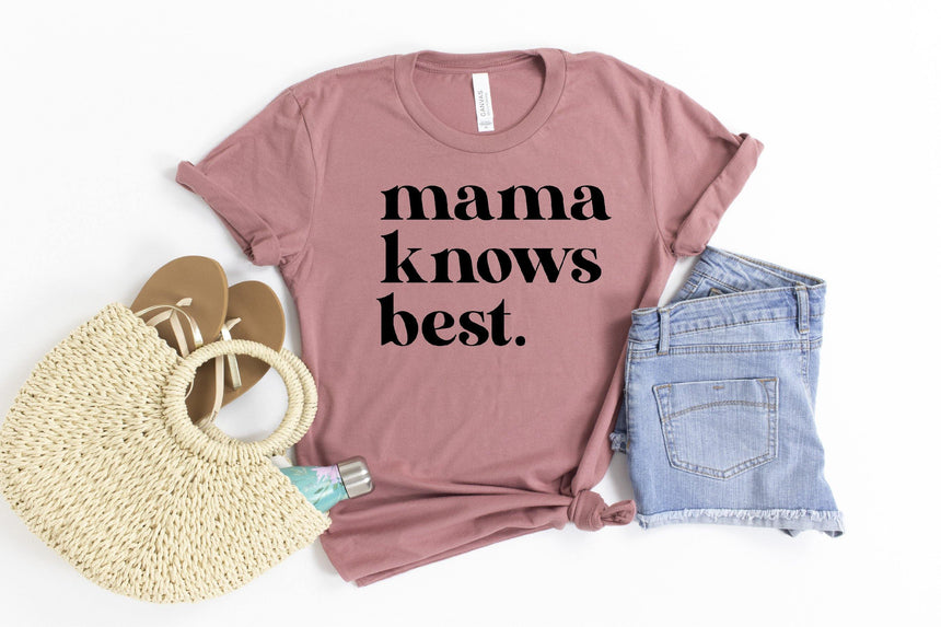 Mama Knows Best - LizKSupplyCo