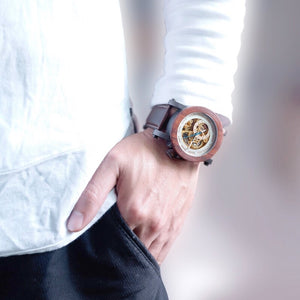 MR.ROBOTO - Elegantly Sophisticated Watch