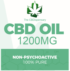 1200 mg CBD Oil, Full Spectrum CBD Oil, CBD Extract