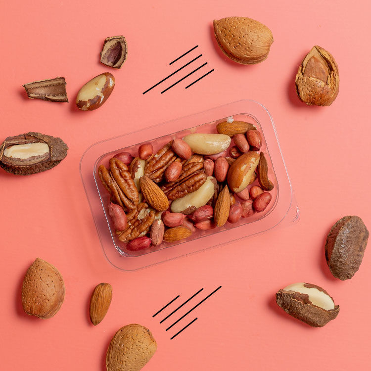 graze heart healthy nuts multipack
