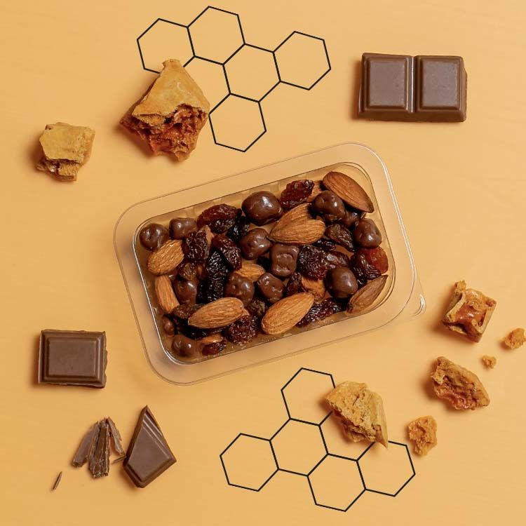 graze honeycomb crunch multipack