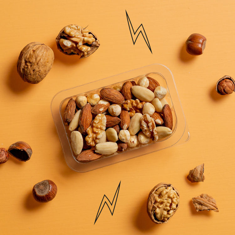 graze natural protein nuts multipack