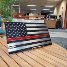 Load image into Gallery viewer, American Flag For Firefighters