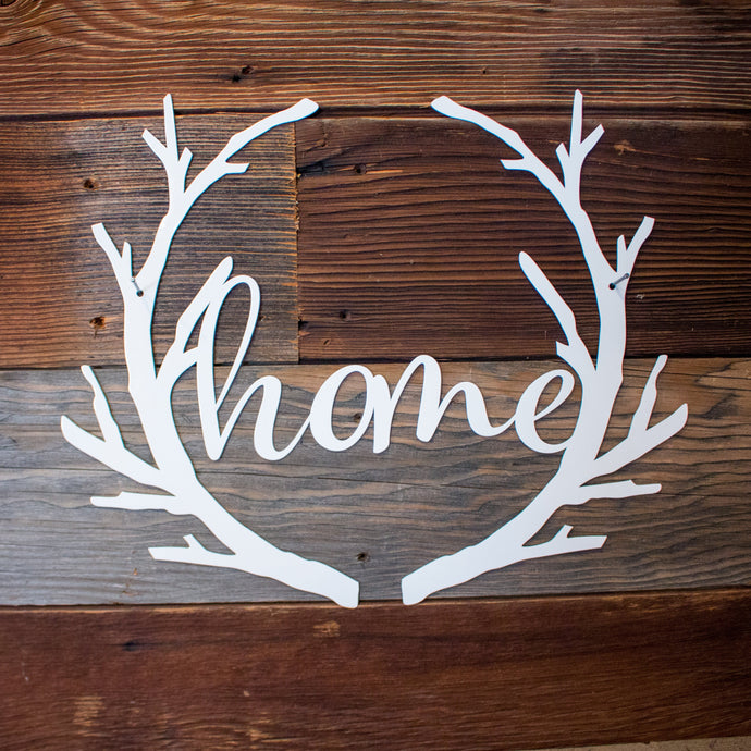 Home - Branch Wreath