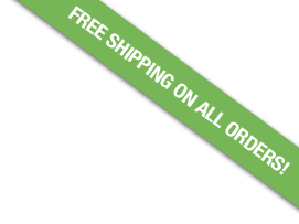Free Shipping On All Orders!