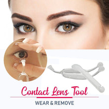 Load image into Gallery viewer, Contact Lens Wearing Tool Set