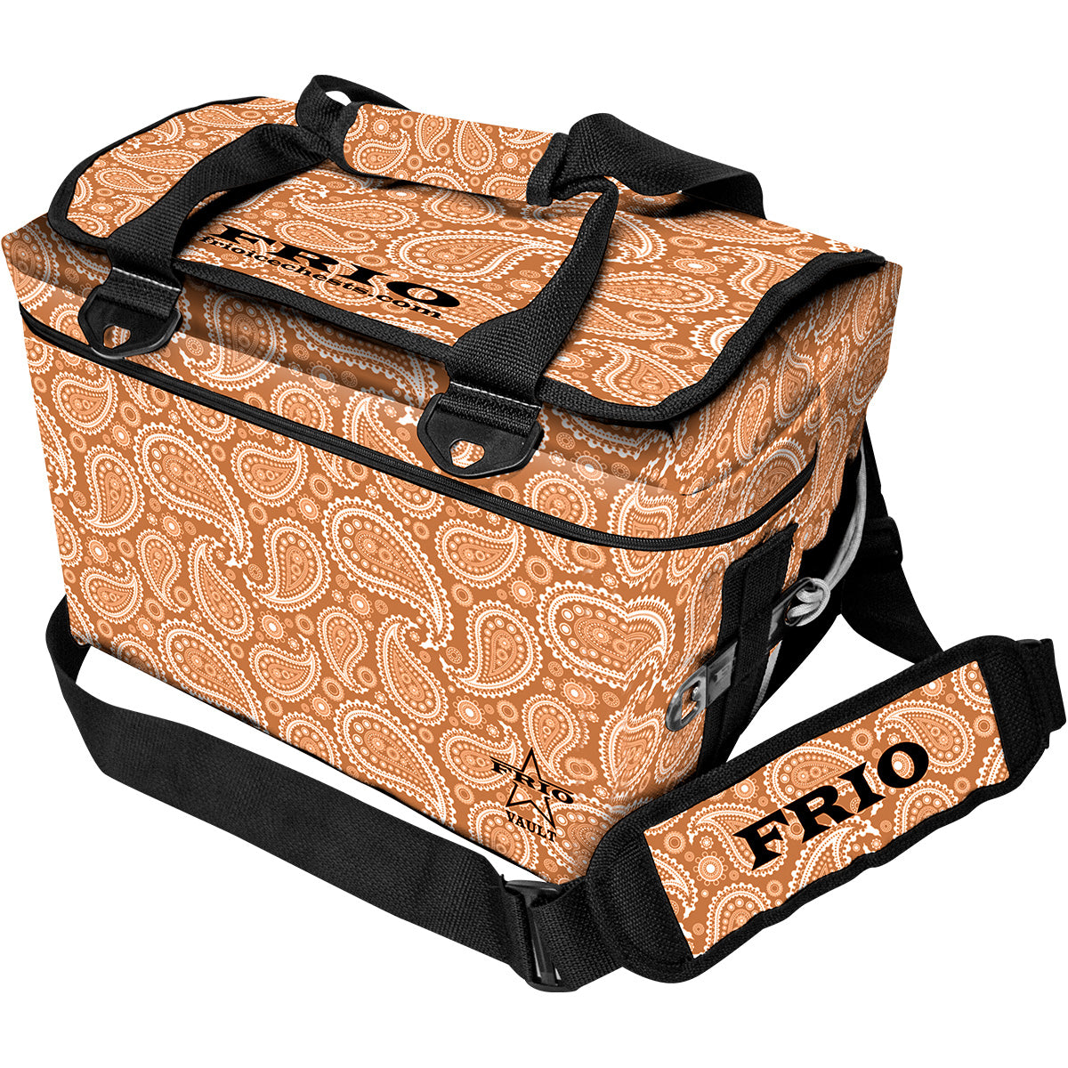 AA_TX Orange Paisley