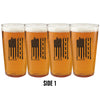 Frio 20oz Tritan™ Craft Pint - 4 Pack