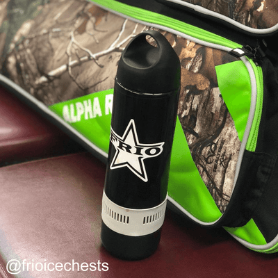 Frio Audio Water Bottle w/ Bluetooth Speaker
