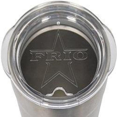 Built in Bottle Opener w/ Heavy Duty Powder Coat - Frio Ice Chests