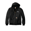 Carhartt ® Thermal-Lined Duck Active Jacket - Embroidered Frio Duck Logo
