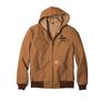 Carhartt ® Thermal-Lined Duck Active Jacket - Embroidered Frio Star