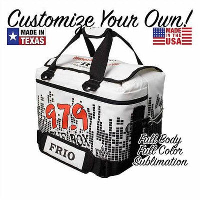 Custom 24 Vault - Full Body/ Full Color Sublimation - Frio Ice Chests