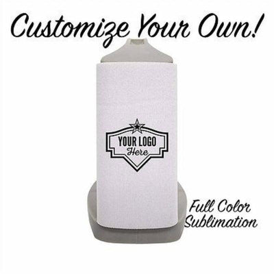 Custom Full Color Sublimation- 6 Pack Carrier - Frio Ice Chests