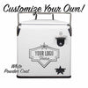 Custom Laser Engraved Retro Coolers - Frio Ice Chests