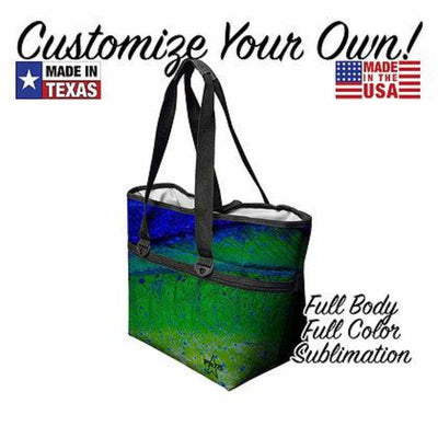 Custom Soft Bucket - Full Body/ Full Color Sublimation - Frio Ice Chests