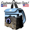 Custom 360 Backpack w/ Removable Bluetooth Speaker