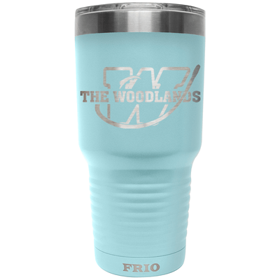 Frio Label Series 30oz- Teal TWHS Theme
