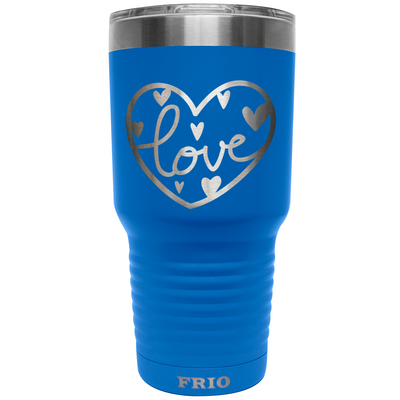 Frio Label Series 30oz - Hearts and Love