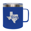 Frio 14 Oz Texas Stainless Steel Mug
