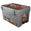 FRIO 45 QT ROTOMOLD COOLER With vinyl wrap