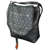 Frio Backpack/Crossbody - Black Leather