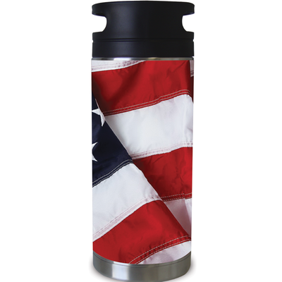 Frio 60oz Chiller w/ USA Flag Vinyl Wrap