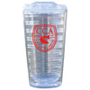 Frio 17oz Clear Tumbler - CCA Austin Chapter