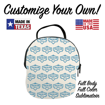 Frio Foam Tote - Full Body/ Full Color Sublimation
