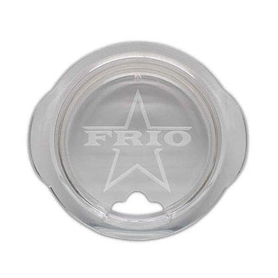 Frio 24-7 Cup w/ Bottle Opener White Powder Coat - Frio Ice Chests