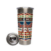 Frio 24-7 Cup w/ Bottle Opener and 3M Vinyl Wrap- Aztec - Frio Ice Chests