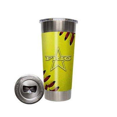 Frio 24-7 Cup w/ Bottle Opener and 3M Vinyl Wrap- Softball - Frio Ice Chests
