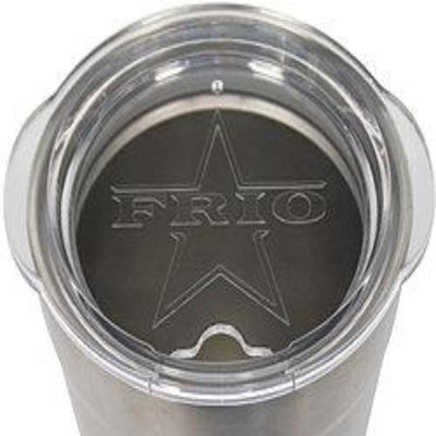 Frio 24-7 Cup w/ Bottle Opener and Custom 3M Vinyl Wrap - Frio Ice Chests
