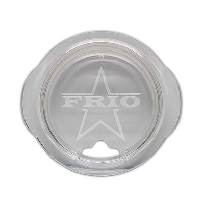 Frio 24-7 Cup w/ Bottle Opener and Maroon Powder Coat - Frio Ice Chests