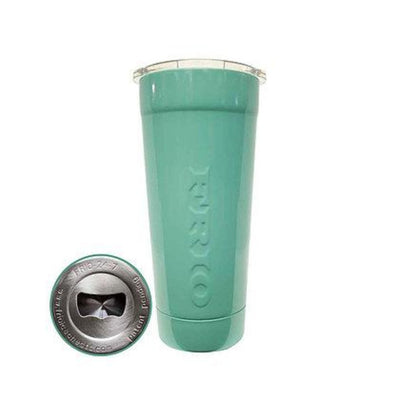 Frio 24-7 Cup w/ Bottle Opener and Seafoam Powder Coat - Frio Ice Chests