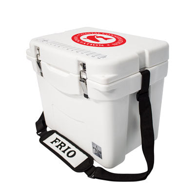 Frio 25 Qt. Cooler - W/ CCA Logo - Frio Ice Chests