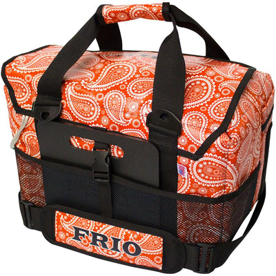 Frio 360 24 Vault Red Paisley - Frio Ice Chests