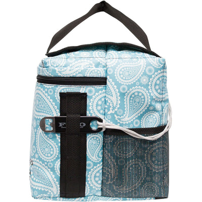 Frio 360 24 Vault Turquoise Paisley - Frio Ice Chests
