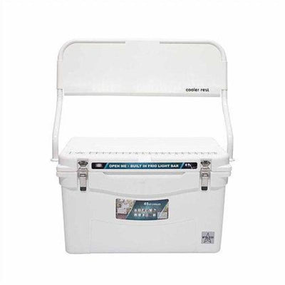 Frio 45Qt Cooler Rest (White) - Frio Ice Chests